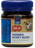 MGO� 30+ (Active 5+) Manuka Honey 250g