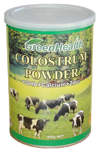 About raw milk: Please read and evaluate Colostrumpowder